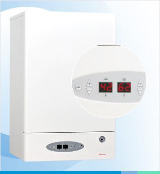 Caldera Eléctrica para calefacción.