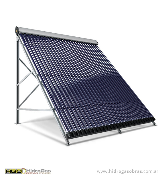 Colector solar Heat pipe