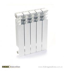 Radiador para calefacción central – Asua 500